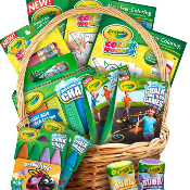 Crayola Springtastic Color Basket Giveaway