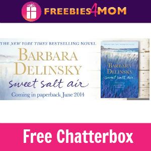 Free Chatterbox: Sweet Salt Air