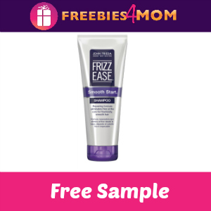 Free Sample Frizz Ease