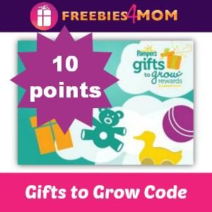 10 pt Pampers Rewards Code
