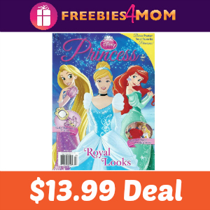 Magazine Deal: Disney Princess $13.99