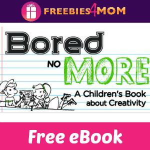 Free Children's eBook: Bored No More
