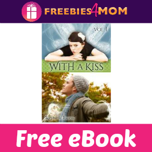 Free eBook: With a Kiss ($2.99 Value)