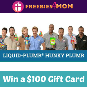 Sweeps: Liquid Plumr Hunky Plumrs