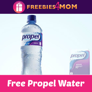 Free Propel Water at Kroger