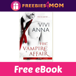 Free eBook: The Vampire Affair (Part One)