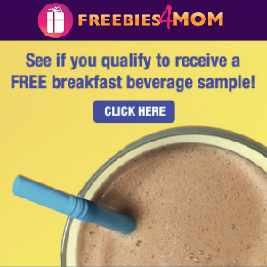 Free Sample of Nestle Nesquick Drink Mix