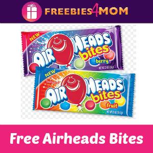 Free Airheads Bites at Kroger