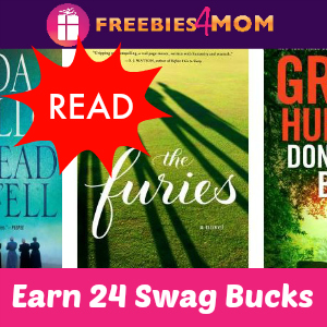Earn 24 Swagbucks Right now!