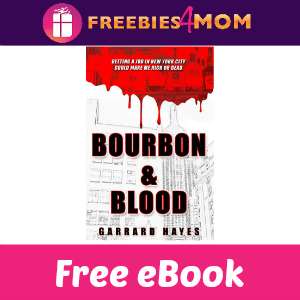 Free eBook: Bourbon & Blood ($2.99 Value)