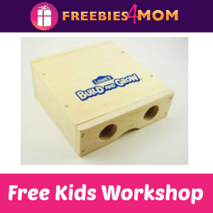 Free Binoculars Lowe's Kids Clinic Sept. 13