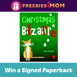 Win a Signed Paperback by Lizz Lund
