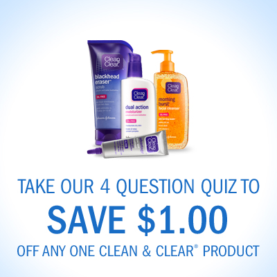 $1.00 Clean & Clear Coupon at Walmart