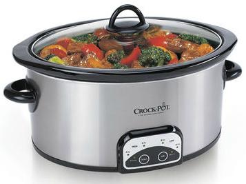 Crock-Pot® Smart-Pot® Digital Slow Cooker