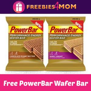 Free PowerBar Wafer Bar at Kroger
