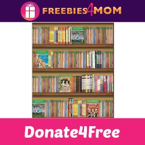 Donate4Free: JetBlue Donates Books