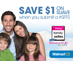 $1.00 Suave Coupon