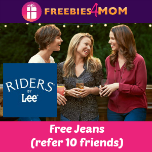 Free Riders by Lee Jeans