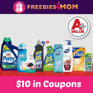 A+ Values:  Get $10 Back in Henkel Coupons