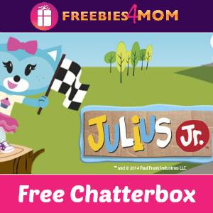 Free Chatterbox: Julius Jr.