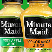 Minute Maid Sip, Text, Win