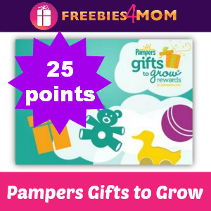 25 Point Pampers Codes