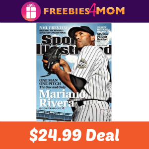 Magazine Deal: Sports Illustrated $24.99