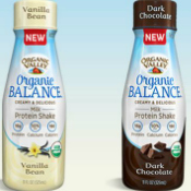 Organic Valley Milk Protein Shake Giveaway