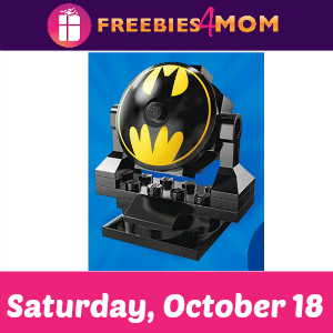 Free Bricktober Build at Toys R Us Oct. 18
