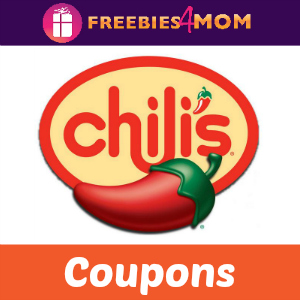 Free Kids Meal or Dessert at Chili's