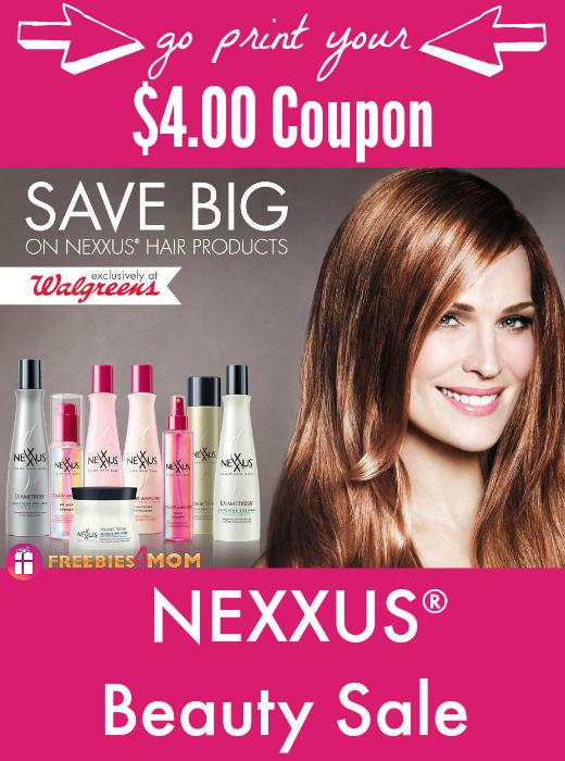High-Value $4.00 NEXXUS® Coupon