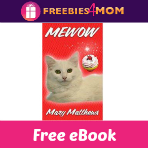 Free eBook: MEWOW (ends Oct. 5)