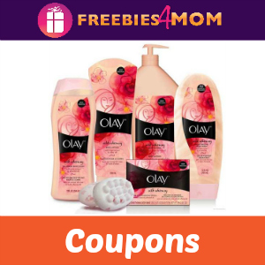 Coupons: Save on Olay Body