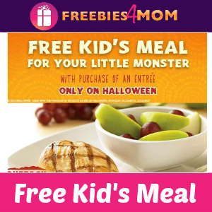 Free Kid's Meal at Outback Steakhouse Oct. 31