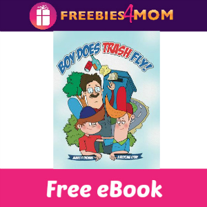 Free Children's eBook: Boy Does Trash Fly!