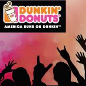 Dunkin' Donuts DD Rocks
