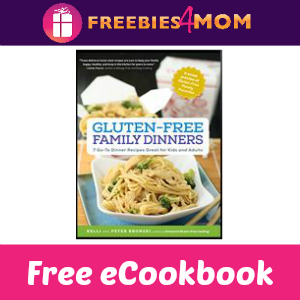 Free eCookbook: Gluten-Free Family Dinners