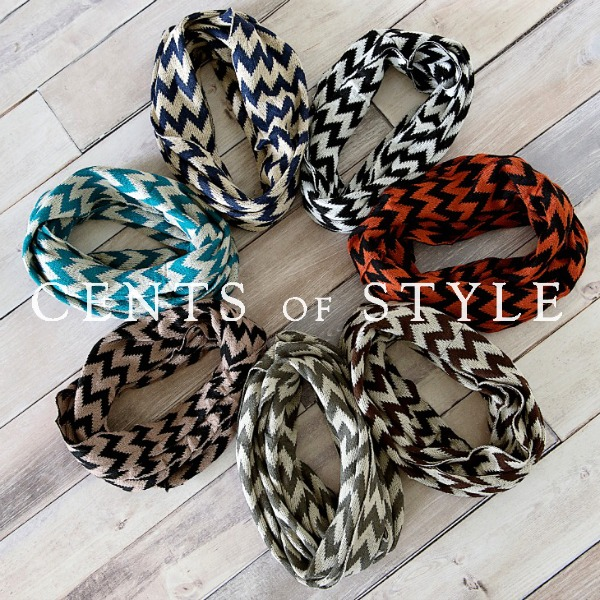 My Favorite Black Friday Deal:  $7.95 Knit Scarves with Free Shipping