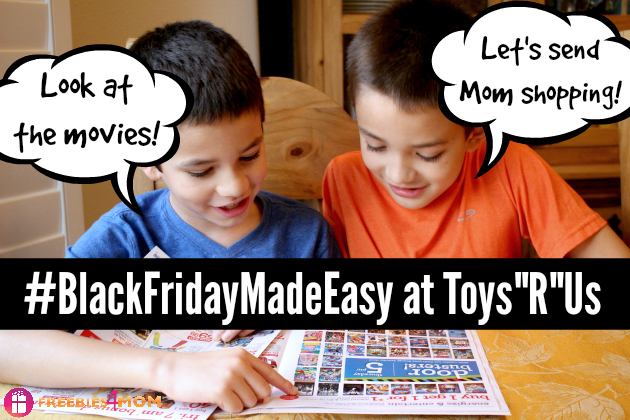 "#BlackFridayMadeEasy at Toys""R""Us"