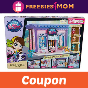 Coupons: Littlest Pet Shop Style Set