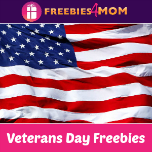 Veterans Day Freebie Roundup