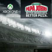 Papa John's XBOX Legends of Fantasy