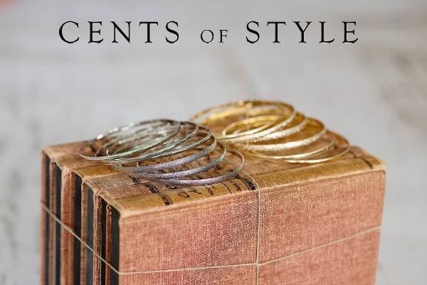 Cents of Style Bangle Bracelets