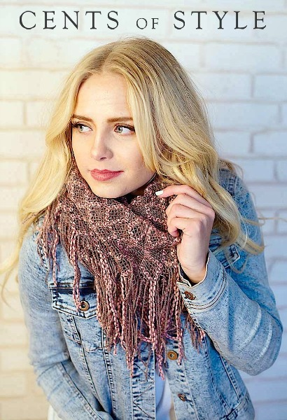Knit Scarf Cents of Style