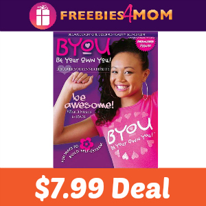 Magazine Deal: Byou- Be Your Own $7.99