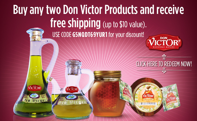 Don Victor Coupon Code