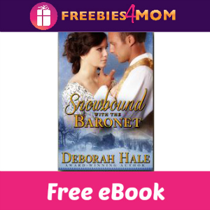Free eBook: Snowbound With the Baronet