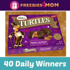 Sweeps DeMet's Turtles Free Holiday Chocolate