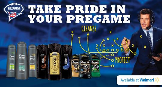 Take Pride in Your Pregame