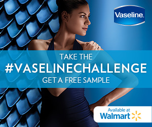 Take the #VaselineChallenge